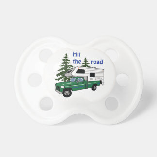 Hit The Road Pacifier