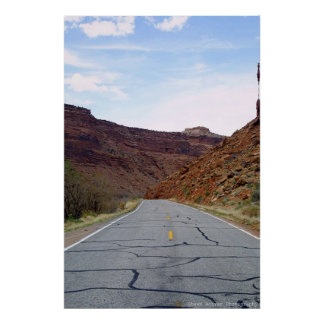 Hit the Road Posters