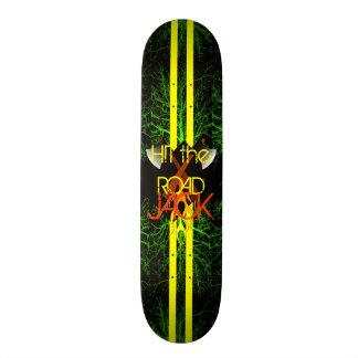 Hit the Road Skateboard Deck