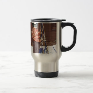 Hit The Slopes Travel Mug