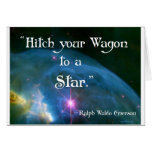Hitch Your Wagon Greeting Cards