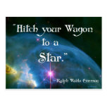 Hitch Your Wagon Postcards