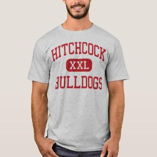 Hitchcock - Bulldogs - High - Hitchcock Texas T-Shirt