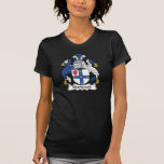 Hitchcock Family Crest T Shirt