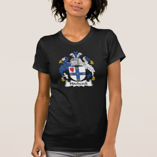 Hitchcock Family Crest T Shirts