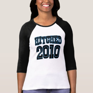 Hitched 2010 (Blue) T-Shirt