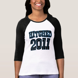 Hitched 2011 (Blue) T-Shirt