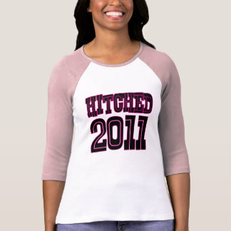 Hitched 2011 (Pink) T-Shirt