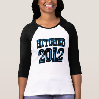 Hitched 2012  (Blue) T-Shirt