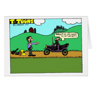 Hitcher Card
