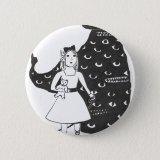 Hitchhikers From The Rough Part of Fairyland Button