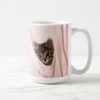 Hitchhiking Coffee Mug