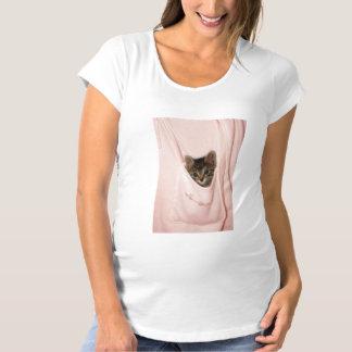 Hitchhiking Maternity T-Shirt