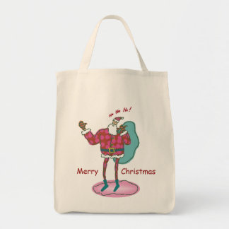 HitchHiking Santa Bag