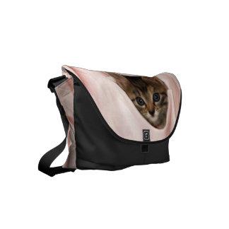 Hitchhiking Small Messenger Bag