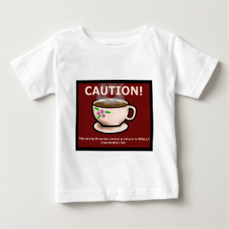 Hitchiker's Guide Hot Tea Baby T-Shirt