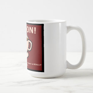Hitchiker's Guide Hot Tea Coffee Mug