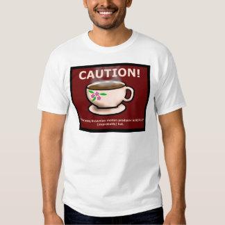 Hitchiker's Guide Hot Tea T-Shirt