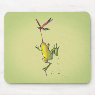 Hitchin un paseo mouse pads