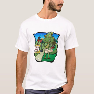Hitching to Summer camp T-Shirt