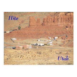 Hite Postcard