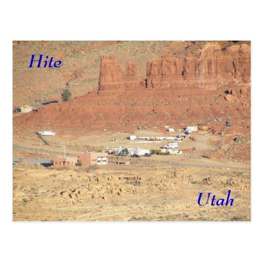 Hite Post Card