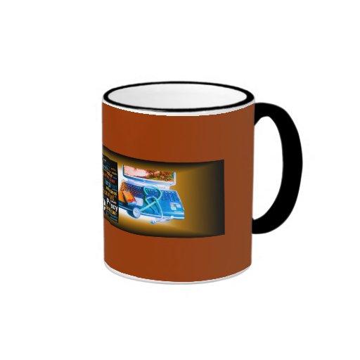 HITECH Survival Guide Coffee Mugs