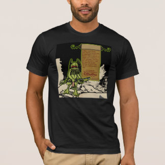 Hither Came Cthulhu... T-Shirt