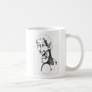 HiThere Classic White Coffee Mug