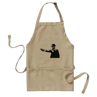 Hitman Adult Apron