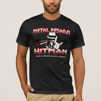 Hitman Metal Pesado Shirt