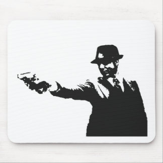 Hitman Mouse Pads