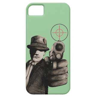 Hitman Target Case For iPhone 5/5S