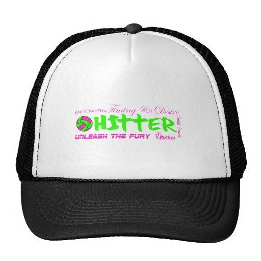 Hitter Traits Trucker Hats