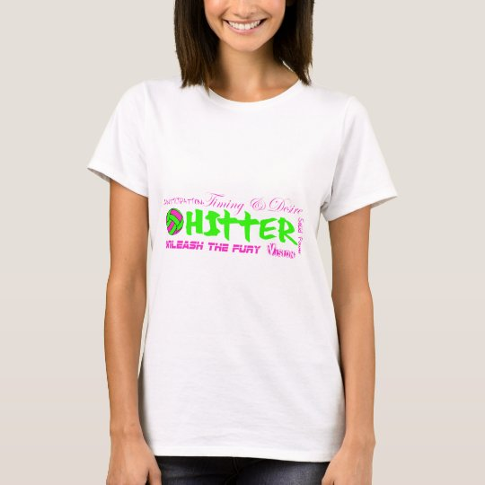 Hitter Traits T-Shirt