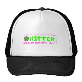 Hitter Traits Trucker Hat