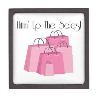 Hittin las ventas cajas de joyas de calidad