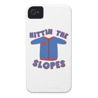 Hittin Slopes Case-Mate iPhone 4 Case