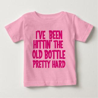 Hittin The Bottle Hard Shirt