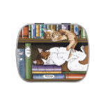 Hitting the Books Jelly Belly Tins