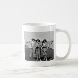 Hitting the Links in Style: 1923 Coffee Mug