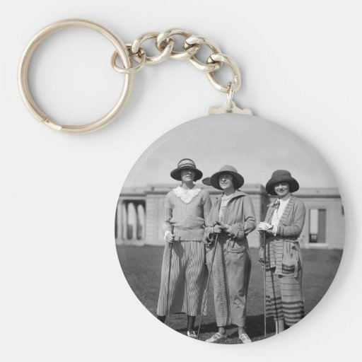 Hitting the Links in Style: 1923 Keychain