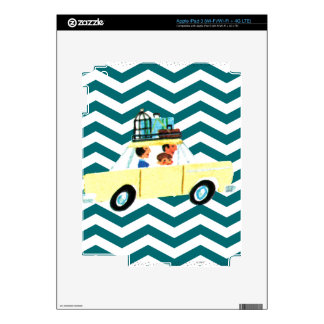 Hitting the Open Road 2 iPad 3 Decals