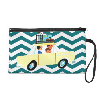 Hitting the Open Road 2 Wristlet