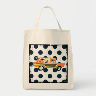 Hitting the Open Road 4 Canvas Bag