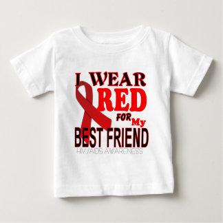HIV AIDS AWARENESS  for BEST FRIEND Awareness T Infant T-shirt