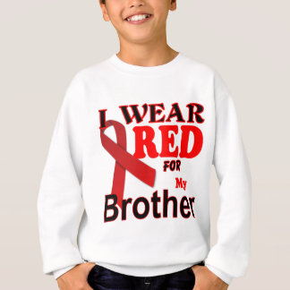 Hiv Aids Awareness Logo Sweatshirt