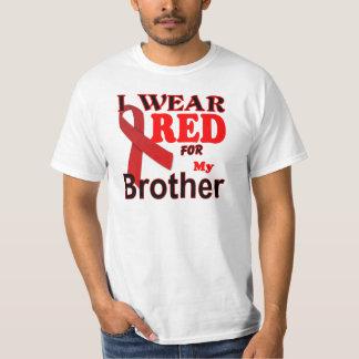 Hiv Aids Awareness Logo T-Shirt