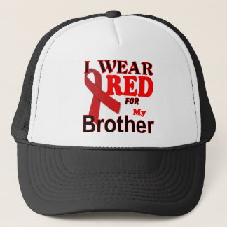 Hiv Aids Awareness Logo Trucker Hat