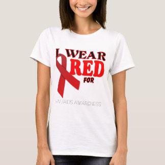 HIV AIDS AWARENESS MONTH TEMPLATE T-Shirt